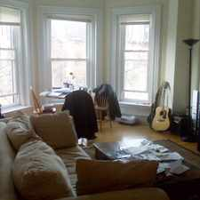 Rental info for Cambridge St & Joy St in the Beacon Hill area