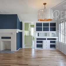 Rental info for 3033 1/2 Minnesota Street in the Lincoln Heights area