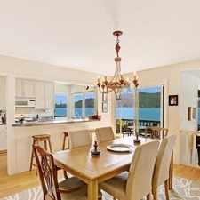 Rental info for Belvedere Tiburon, 3 bed, 2.50 bath for rent