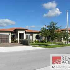 Rental info for 18234 Southwest 152nd Place