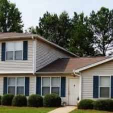 Rental info for 3 bedrooms Apartment - Our community at Pine Hill features beautiful landscaping.