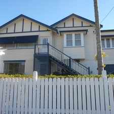 Rental info for AFFORDABLE, IN THE AVENUES! - ELECTRICITY, WATER & YARD MAINTENANCE INCLUDED in the Brisbane area