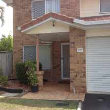 Rental info for 3 Bedroom Solar Powered Townhouse in Calamvale