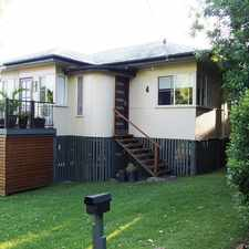 Rental info for Attractive property to delight the eye in the Rockhampton area