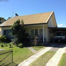 Rental info for House Location, Great Return. in the Central Coast area