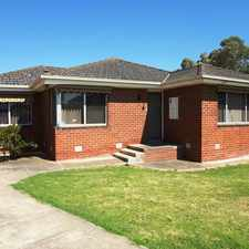 Rental info for Private & Peaceful Living in Lalor