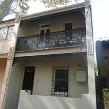Rental info for RECENTLY RENOVATED TWO STOREY THREE BEDROOM TERRACE! in the Woollahra area