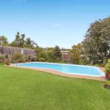 Rental info for INSPECTION CANCELLED PROPERTY HAS BEEN LEASED in the Vaucluse area