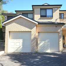 Rental info for SPACIOUS 3 BEDROOM DUPLEX !! in the Guildford area