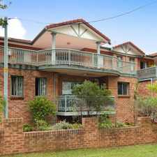 Rental info for DEPOSIT RECEIVED in the Parramatta area