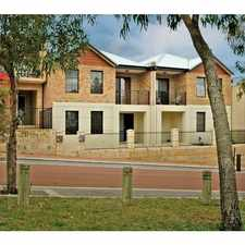 Rental info for SHARED ACCOMODATION in the Wanneroo area