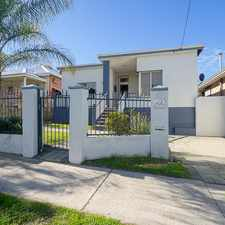 Rental info for Character & Charm in Spades in the Mount Hawthorn area