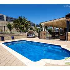 Rental info for WAKE UP TO STUNNING VIEWS in the Mindarie area