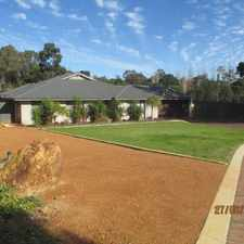 Rental info for Best Location in Lesmurdie! in the Perth area