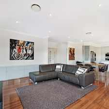 Rental info for FURNISHED EXECUTIVE HOME in the West Wollongong area