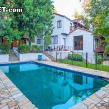 Rental info for $9000 3 bedroom House in Metro Los Angeles Hollywood in the Los Angeles area