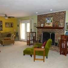 Rental info for This House is a must see!