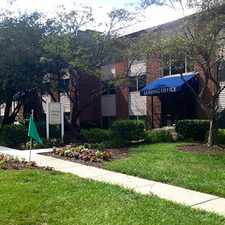 Rental info for Taylor Park Apartments in the North Harford Road area