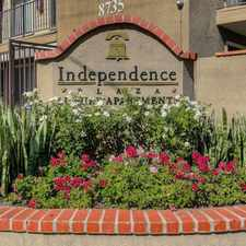 Rental info for Independence Plaza