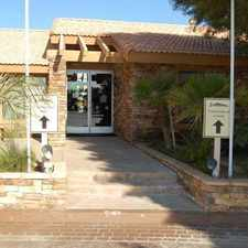Rental info for Saddleback in the Indio area
