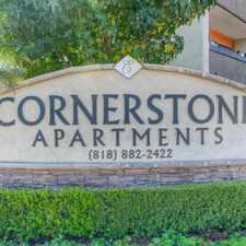 Rental info for Cornerstone in the Canoga Park area
