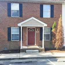 Rental info for 230 Lakewood Drive #A