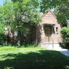 Rental info for 1953 Krameria Street Denver, CO 80220- UNDER CONTRACT