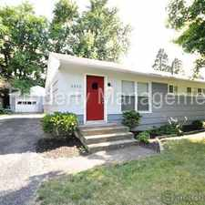 Rental info for Lovely 3 Bedroom 1 Bath Ranch Style Home W/Unfinished Basement in the Scioto Trace area