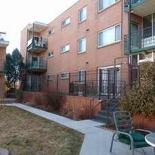 Rental info for 1100 S. Bellaire St. in the Denver area