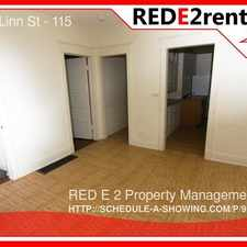 Rental info for 113-115 Linn St