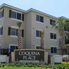 Rental info for Coquina Place