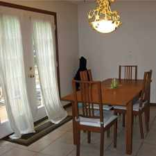 Rental info for 4 bedrooms House - Traditional colonial features 2-story foyer.