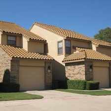 Rental info for 8750 John T White Rd #1880 in the Fort Worth area