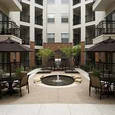 Rental info for 1701 N Greenville Ave #1140 in the Richardson area