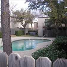 Rental info for 501 Londonderry Ln #1577 in the Denton area