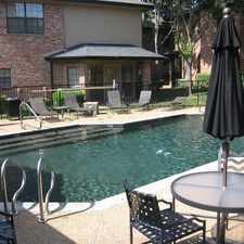 Rental info for 4051 Beltway Dr #1483 in the Dallas area