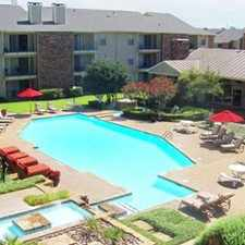 Rental info for 6051 S Hulen St #1673 in the Fort Worth area