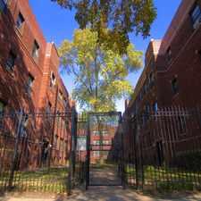 Rental info for 634 W Cornelia Apartments in the Chicago area