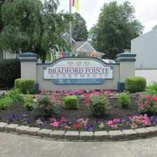 Rental info for Bradford Pointe Apartments