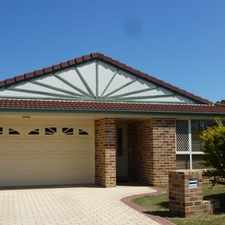Rental info for Immaculate Spacious Family Home in the Brisbane area
