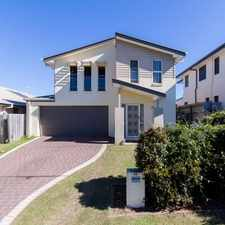 Rental info for GREAT FAMILY HOME IN SOUGHT AFTER LOCATION in the Gold Coast area