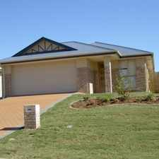 Rental info for LARGE HOME IN COLLINGWOOD PARK in the Brisbane area