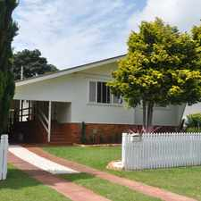 Rental info for One Week Free Rent - Great Home With Heating Throughout In Great Position! in the Toowoomba area