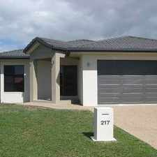 Rental info for Modern Contemporary Corner Block in the Townsville area
