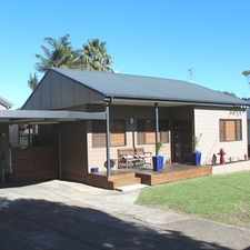 Rental info for Delightful and Ideal Family Home in the Newcastle area