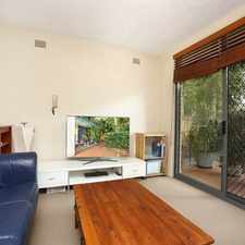 Rental info for One Bedroom Apartment in Superb Location in the Forest Lodge area