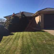 Rental info for Quiet and Peaceful in the Dubbo area
