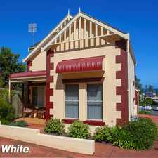 Rental info for Smack Bang In The Middle Of Town in the Kiama area