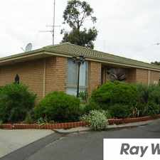 Rental info for NEAT UNIT- HEATING / AIR CONDITIONING - NO PETS! in the Bunbury area