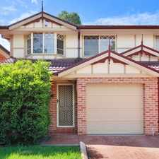Rental info for SPLIT AIR CONDITIONER TO UPSTAIRS & DOWNSTAIRS - WALK TO PENRITH